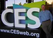 AT the Consumer Electronics Show…
