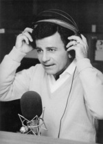 """One of the great voices of American broadcasting"""
