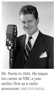 """Thank you, Don Pardo!"""