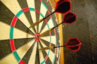 """Listeners are """"throwing darts"""" at your work."""